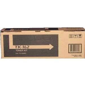 TONER KYOCERA TK-162, Color: Negro, Compatibilidad: Kyocera fs-1120d/ FS-1120D, Rendimiento: 2500 páginas.