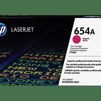 Toner HP 654A Magenta CF333A