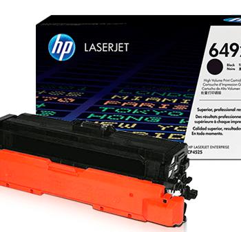 Toner HP 649X CE260X