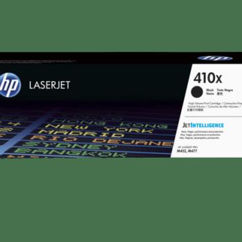Toner HP 410X CF410X