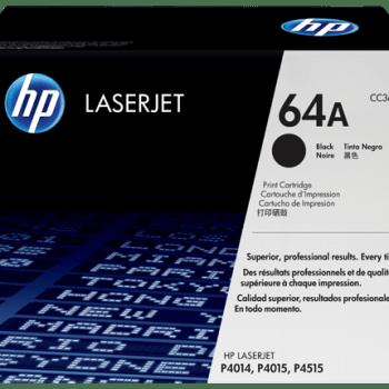 Toner HP 64A CC364A