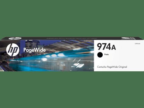 Tinta HP 974 Negro L0R96AL