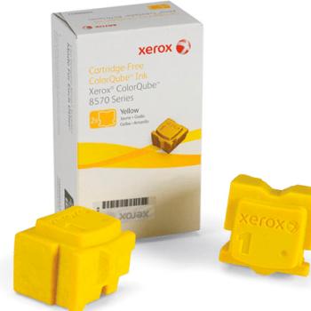 Tinta Xerox 8570 Amarillo 108r00938