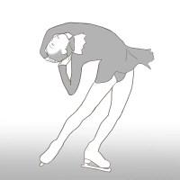 サイドウェイズリーニングスピン(フィギュアスケート)