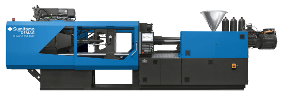 High-Speed/Packaging Injection Molding Machines – Sumitomo