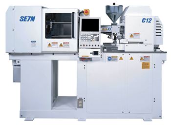 Electric Micro Injection Molding Machine -- SE7M from Sumitomo (SHI) Demag
