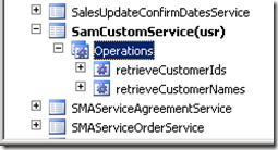 Create Your First Custom Service [AX 2012] (5/6)