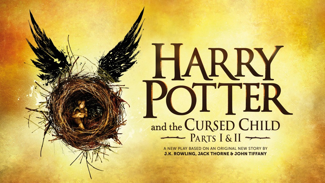 Harry Potter And The Cursed Child 閱後感