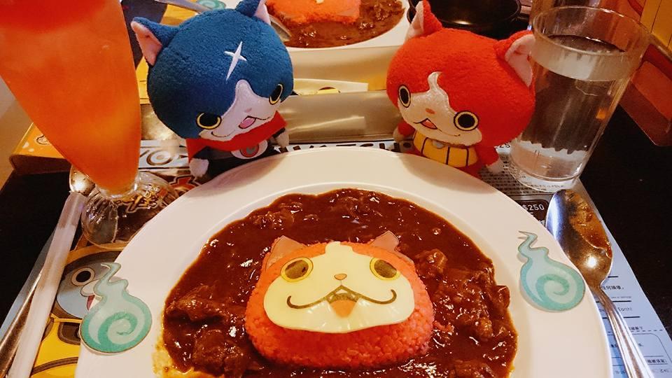 沙嗲王 x 妖怪手錶 合作餐廳喵!