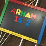 Arham Turns Two