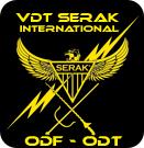 ODF-ODT VICTOR DE THOUARS HORACIO RODRIGUEZ SERAK vdtserak-logo-per-magliette-sul-davanti-sopra-pettorale-sx