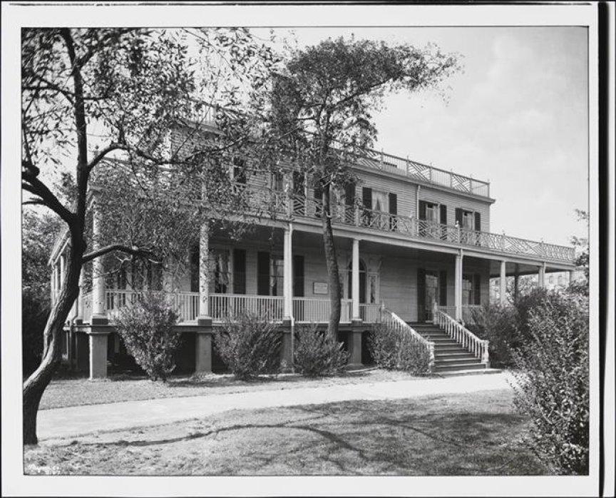 Gracie Mansion, ca. 1925