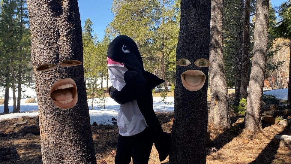 The Whale in Broadway's Masked Singer