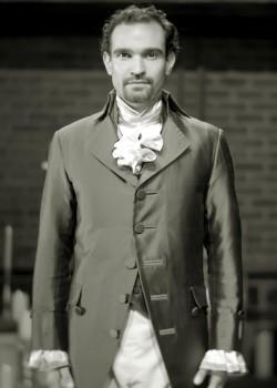 Javier Muñoz as Alexander Hamilton