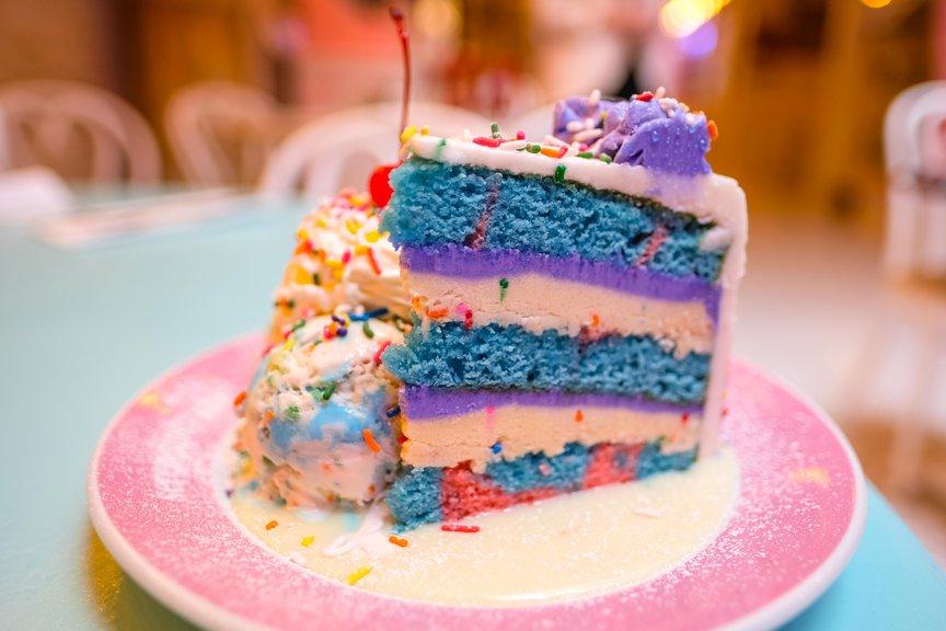 It's My Birthday Cake Sundae ($26.95)