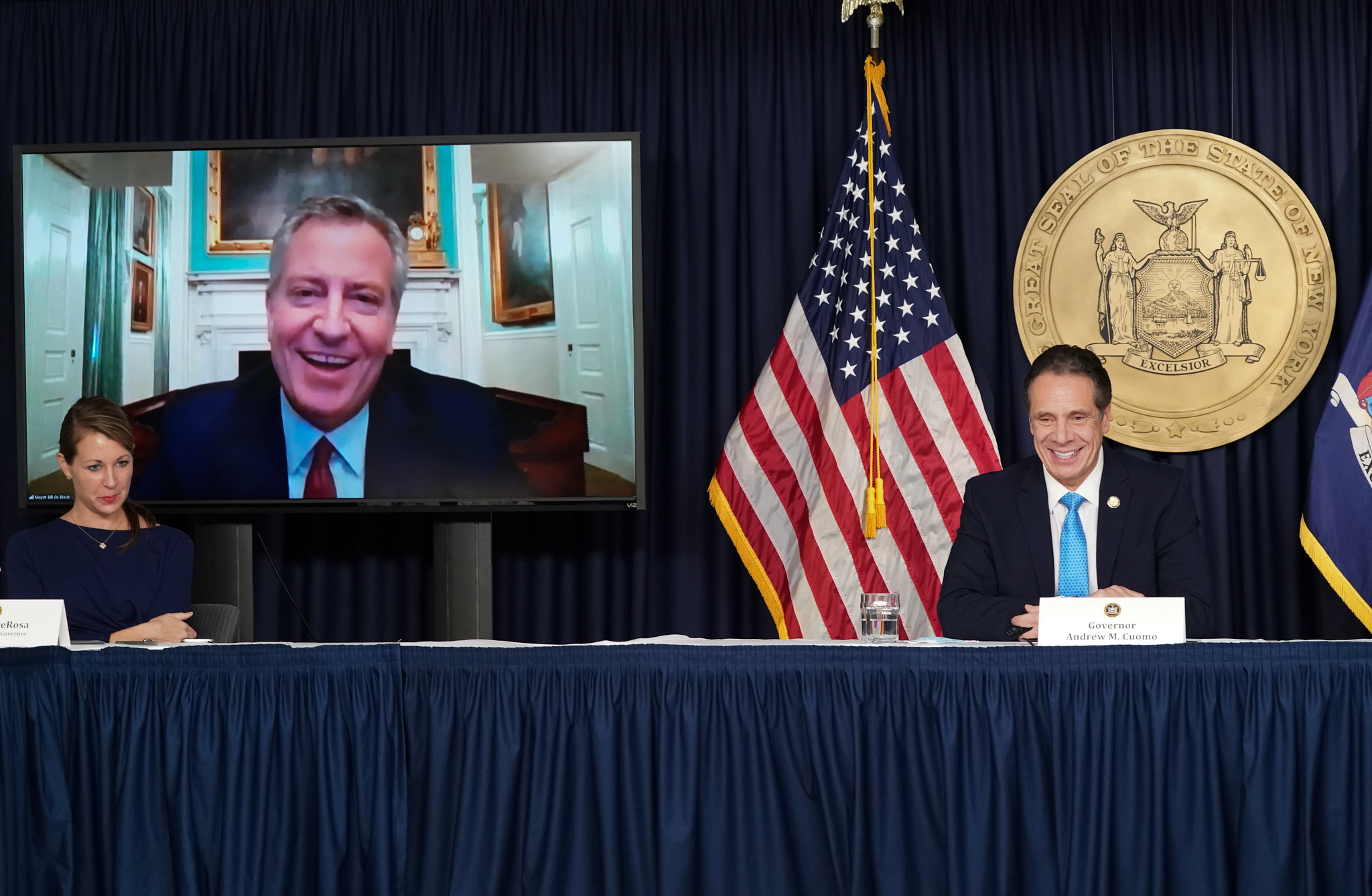 Governor Cuomo Updates New Yorkers on State's COVID-19 Response, November 30th, 2020