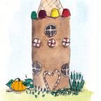 The Gingerbread Tower