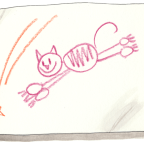 Charlie's Room: Space Cats