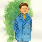 Flashback Video: Little Peter Bluecoat