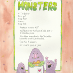 Family Recipe: Monsters