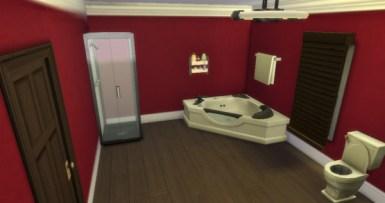 It's a bathroom!