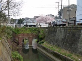 角町のレンガ橋
