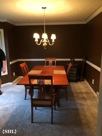 SHL Dining Room Before