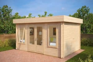 Cam House 19 Eva D2 01CC 300x200 - 10 useful tips about wooden summer houses and sheds before you buy
