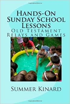 25 Active Games to Enhance Any Sunday School or Bible School Curriculum!