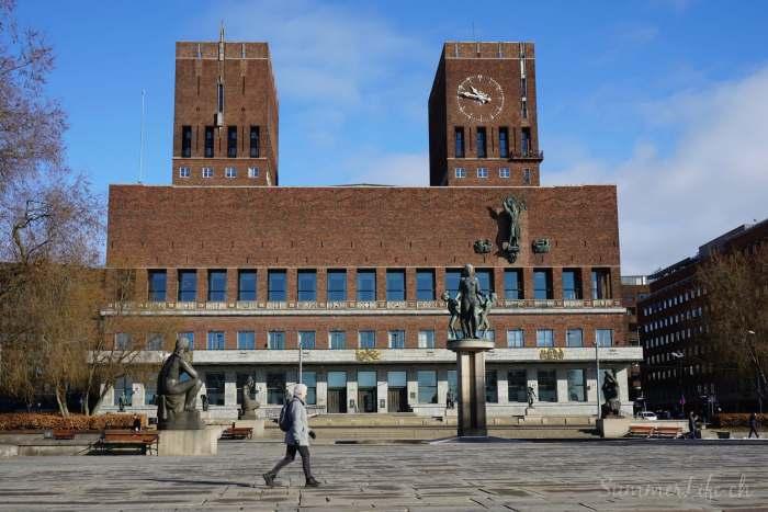 Rathaus-Oslo