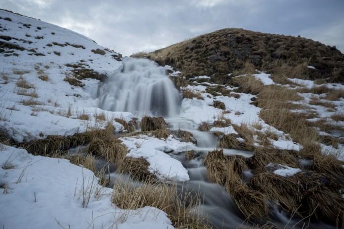 Waterfall Lofoten
