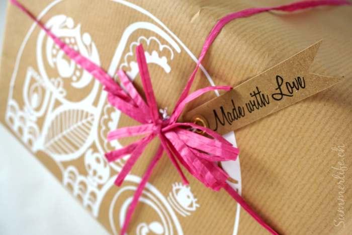 LeFant auf Geschenk