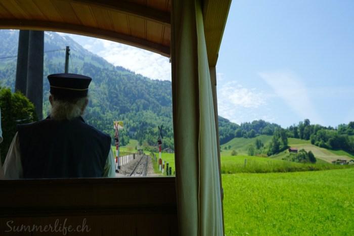 Nostalgiebahn Stanserhorn