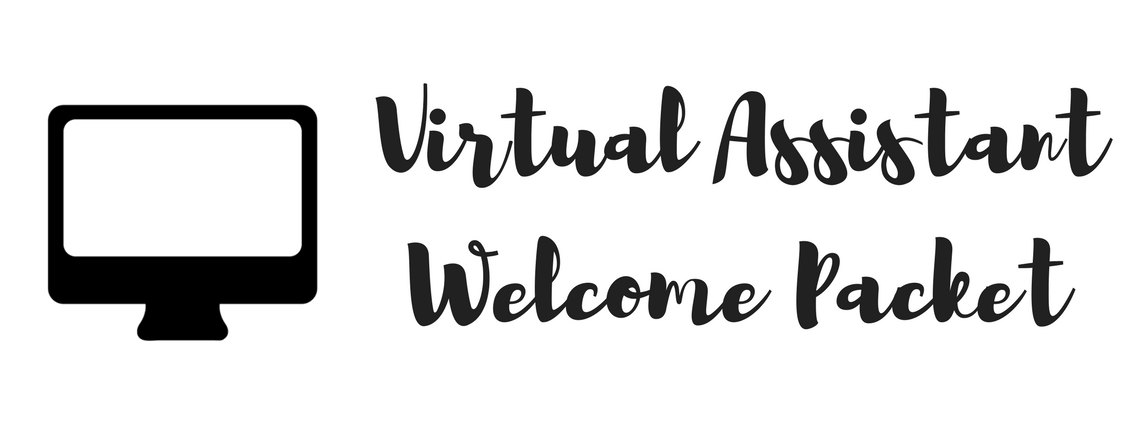 VA Welcome Packet