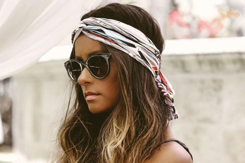 Summer of Diane Head Wrap Miami Style Blogger 10