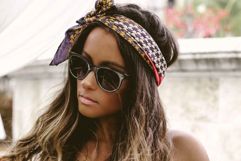 Summer of Diane Head Wrap Miami Style Blogger 15