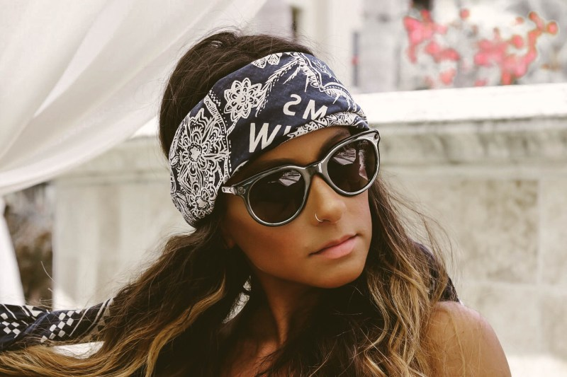 Summer of Diane Head Wrap Miami Style Blogger 2
