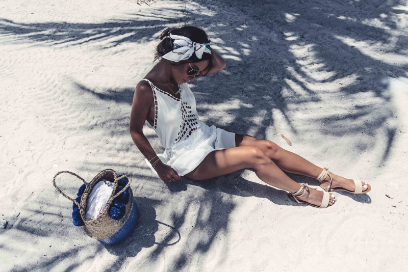 Summer of Diane Miami Blogger Tiare Hawaii Boho Style