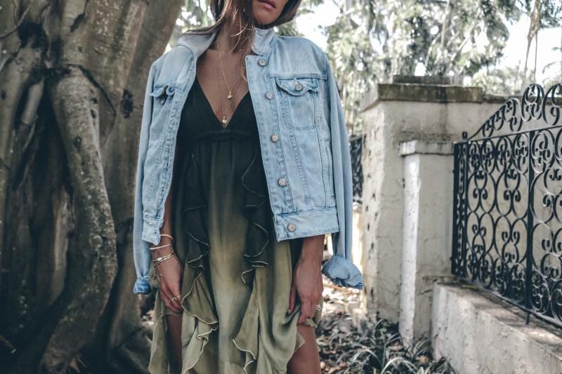 Summer of Diane Green Fall Styling Gypsy05 Boho Blogger