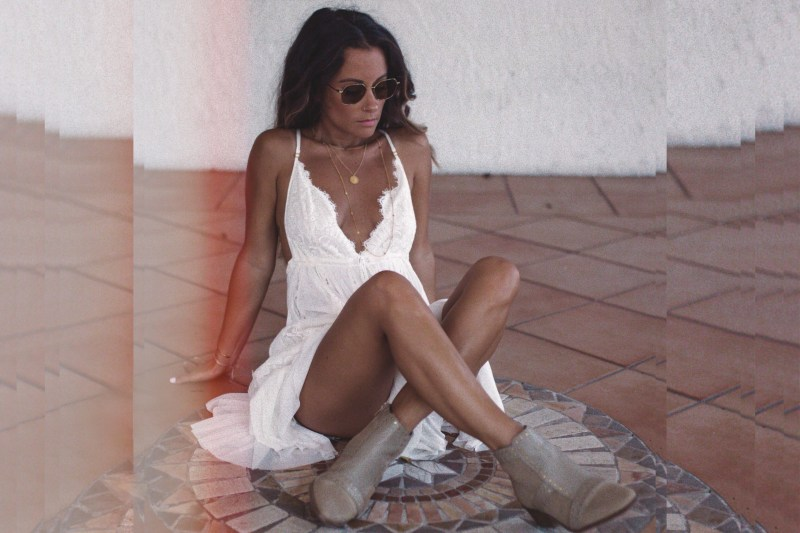 Summer of Diane Boho Style Blogger Hot As Hell + Matisse