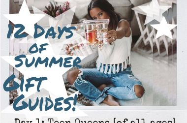 Summer of Diane - 12 Days of Summer Holiday Gift Guides Day 1