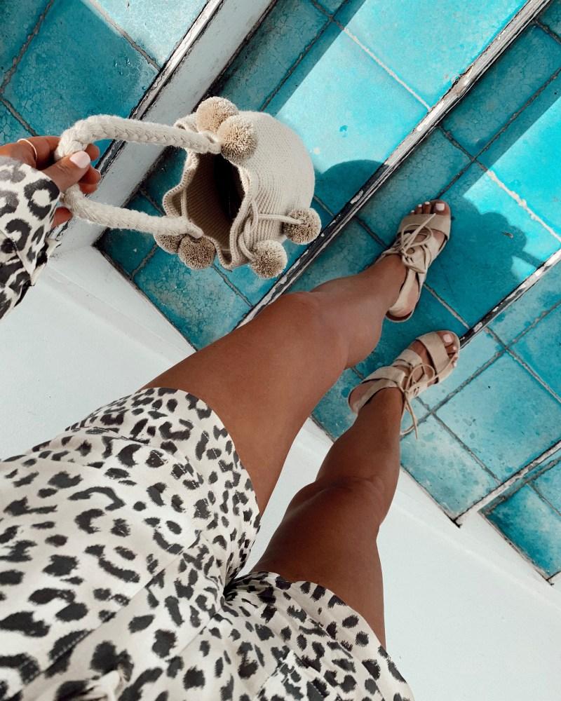 Summer of Diane Miami Boho Style Blogger Shoefie Summer Styles Chaser Brand Chila Bags Steve Madden