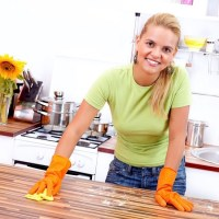 DIY Kitchen Cleaner Recipes