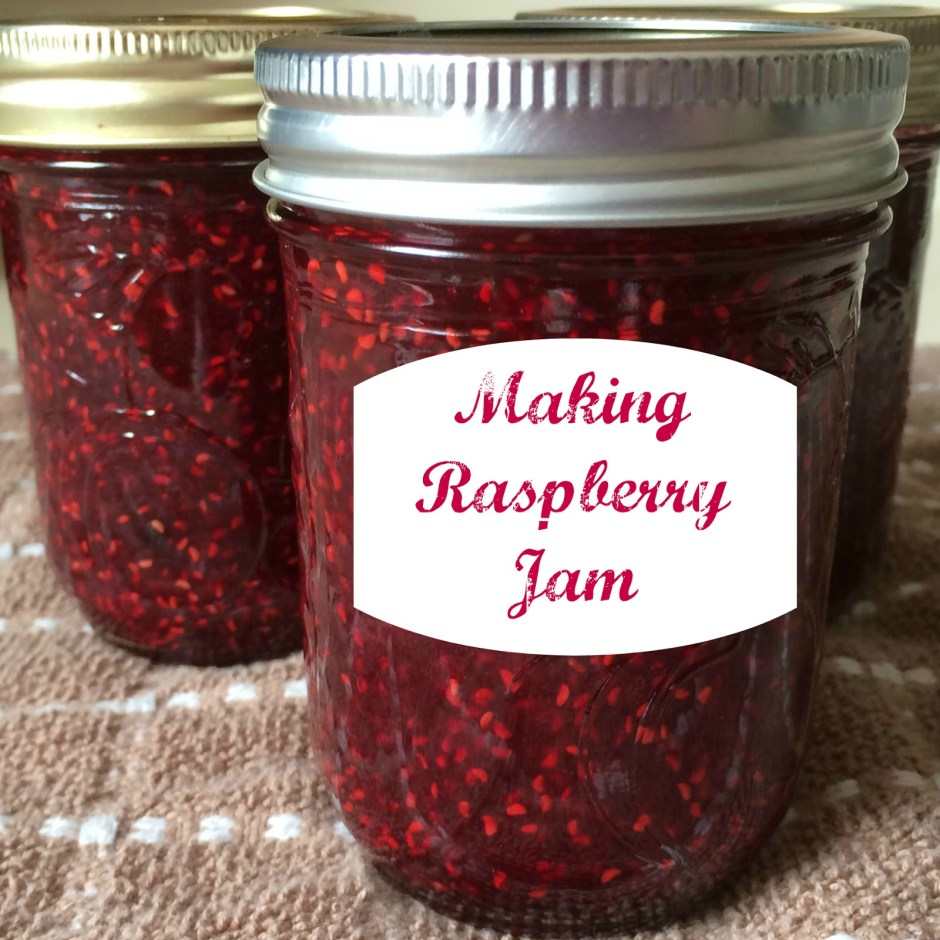 how-to-make-raspberry-jam