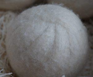 Alternative to Dryer Sheets, Wool Dryer Balls