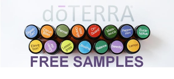 doTERRA Essential Oil Samples