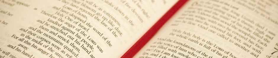 Sola Scriptura, in defense of Sola Scriptura