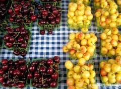 Larian & Rainier Cherries