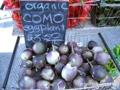 Como Eggplants