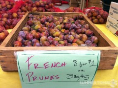French Prunes
